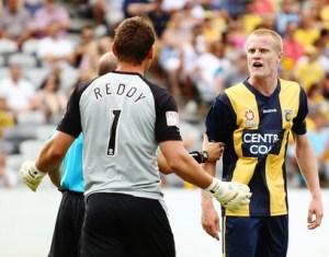 Reddy; Gloves Off