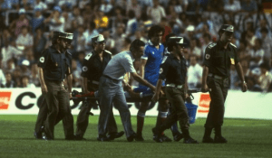 Memory Lane - West Germany v France at World Cup 82