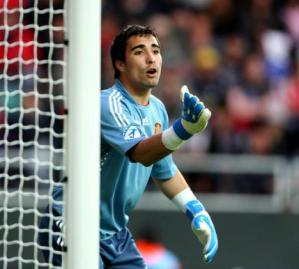 What ever happened to Sergio Asenjo, Europe's next great goalkeeper?