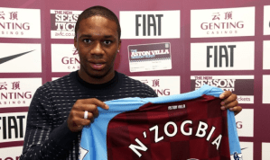 What has happened to Charles N'Zogbia?