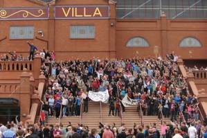 villa protests
