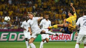 Ibrahimovic Euro 2012 Sweden
