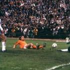 WK VOETBAL-ARGENTINIE-NEDERLAND
