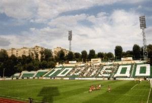 Streltsov Stadium Russia
