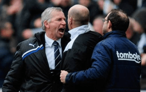 "Newcastle United – A rough guide to being ""Pardewed"""