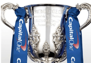 Who will win the Capital One Cup?