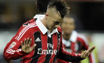 Stephan El Shaaraway AC Milan
