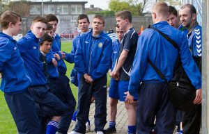 Premier Ambitions - Following the fortunes of Home Farm u15s