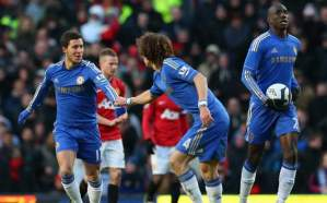 Five Talking Points from Manchester United vs Chelsea