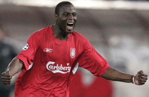 Video: Djimi Traore from downtown!