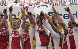 The Eredivisie run in - Ajax's domination