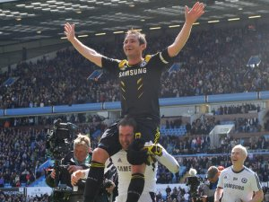 203: A tribute to Frank Lampard