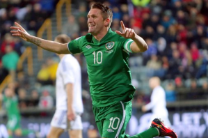 Robbie Keane will play his last Republic of Ireland game against Oman