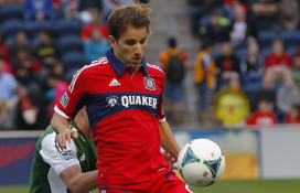 Mike Magee Fire
