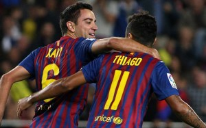 Time for Barcelona to leave Xavi behind
