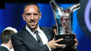 UEFA award deserved recognition for Ribéry