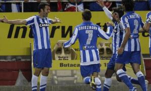 Real Sociedad: History Boys
