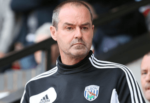 Concern, but not panic for the Baggies