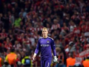 Report: Manchester City line up challenger/replacement for Joe Hart