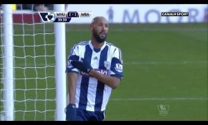 Nicolas Anelka could be in big trouble for this controversial gesture