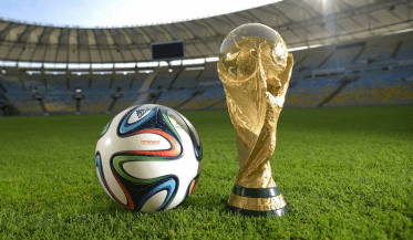 World Cup Brazuca