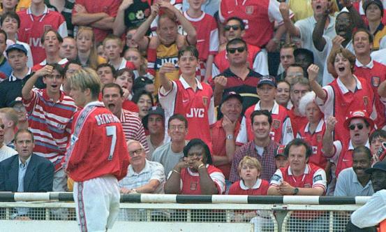 Beckham abuse