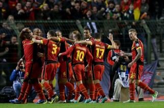 Belgium celebrations