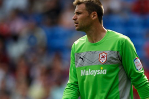 David Marshall has been one of the few positives at Cardiff City this season.