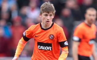 Ryan Gauld Dundee United