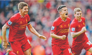 Report: Clubs target Liverpool playmaker Philippe Coutinho