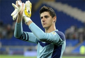 Thibaut Courtois could be open to a Real Madrid switch this summer