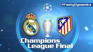 Football Dynamics - Champions League Final