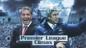Football Dynamics - Premier League climax