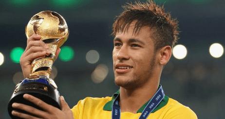 Neymar Brazil Confederations Cup
