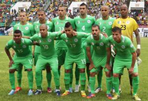 Algeria - Les nouveau fennecs