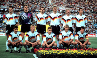 West Germany 1990
