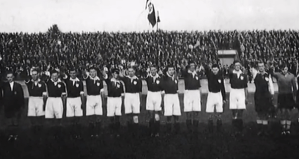 Ireland v Germany and the gathering storm of World War II