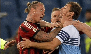 Philippe Mexes - AC Milan's very own Kenny Powers