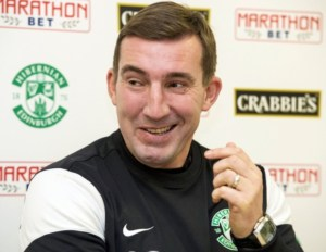 Hibs strike gold in Stubbsy
