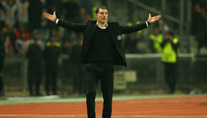 West Ham gambling big on Bilić