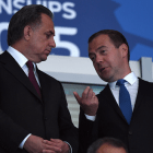 A Tsar is reborn - Mutko returns to power in Russia