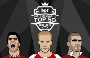 Top 50 Premier League Players of All Time: Part 1 – 50-41