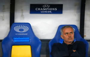 Chelsea stagger - Mourinho on shaky ground at Stamford Bridge