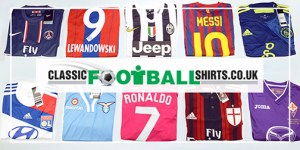 Competition - Win a £50 voucher from Classic Football Shirts