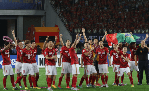 China's football revolution
