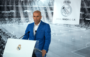 Will Zinedine Zidane be a success as Real Madrid manager?