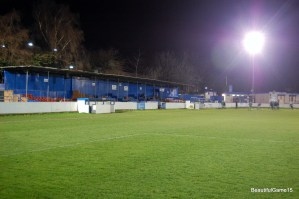 At home with The Motormen - Redbridge FC v Thamesmead Town FC - Part One