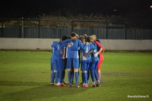 At home with The Motormen - Redbridge FC v Thamesmead Town FC - Part Two