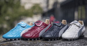 PUMA release King colourways representing four French cities