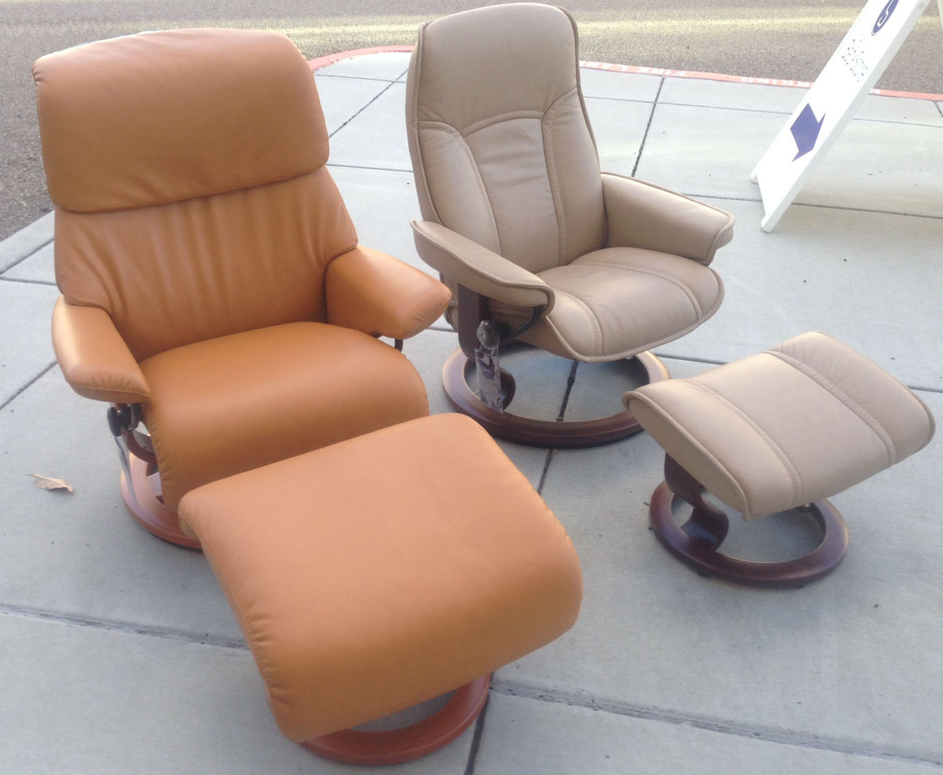Stressless Lederfarben Stressless Cori Tan 09123 Leather By Ekornes Stressless Cori Tan